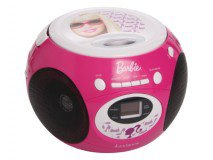 Lexibook Barbie Stereo Radio & CD-Player macht aus der Boombox eine Dreambox